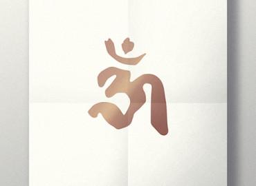 AUM mantra poster & GAYATRI mantra poster