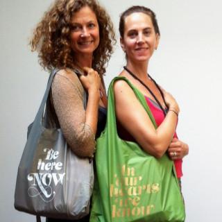 Daily Reminders återanvändningsbara shoppingbags