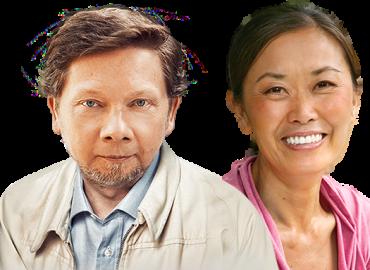 Retreat med Eckhart Tolle och Kim Eng 2015