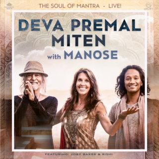 Deva Premal & Miten med Manose 2018
