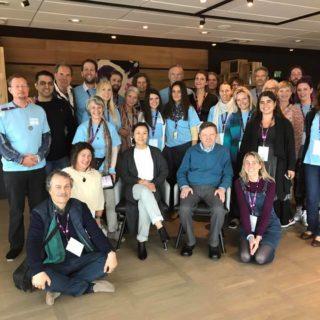 Tack för retreaten med Eckhart Tolle 2017!