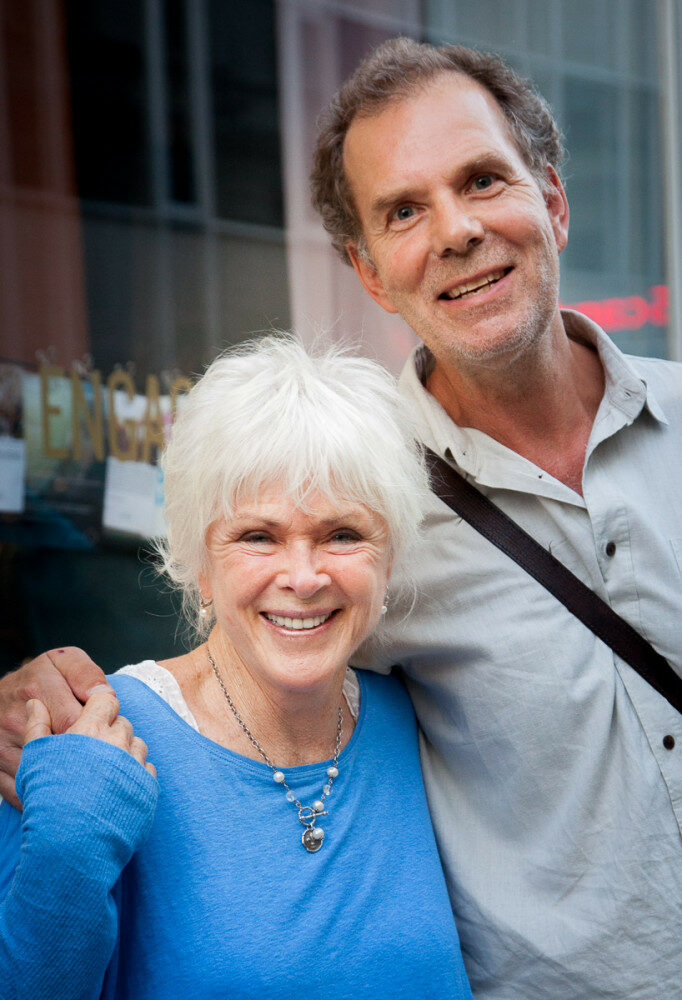Byron Katie and Michael Karlholm