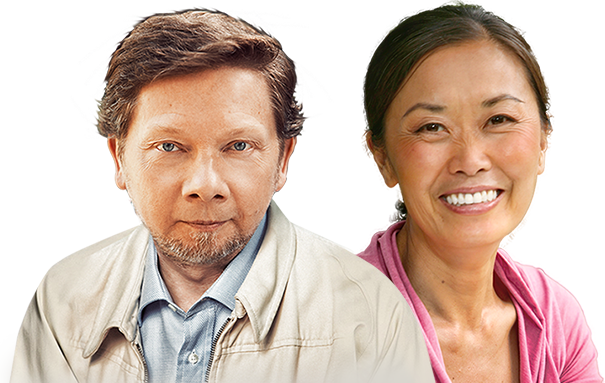 Eckhart Tolle And Wife